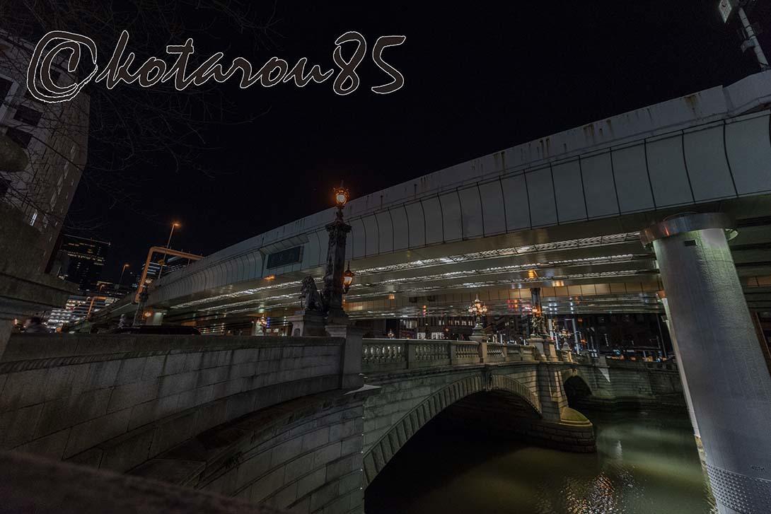 ハナキン深夜の日本橋2 20190202