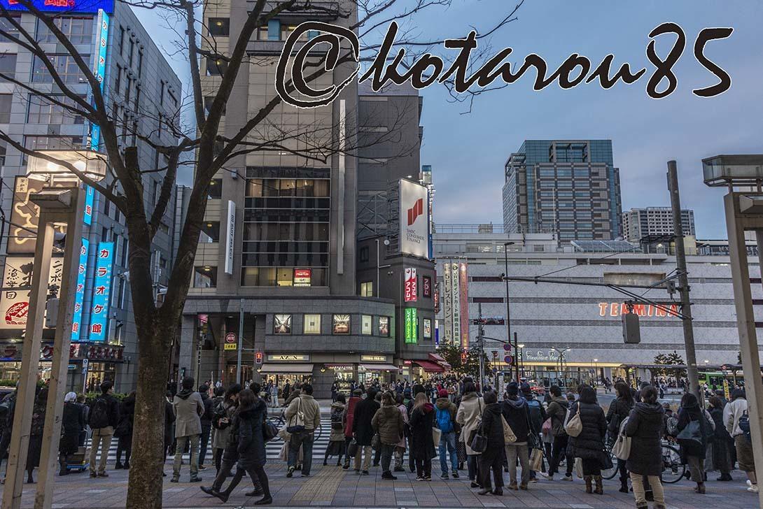 錦糸町散歩 20190204