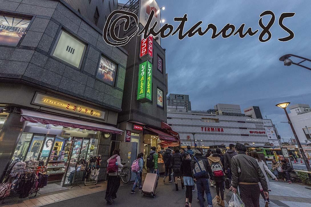 錦糸町散歩4 20190204