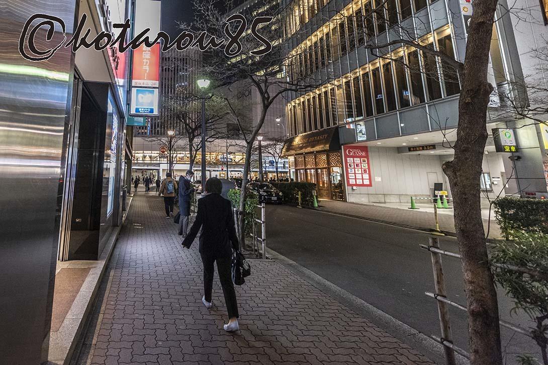 松屋通りを行く 20190224