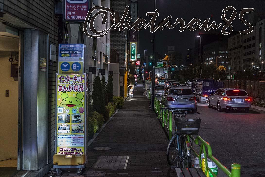 ぶらり東銀座2 20190226