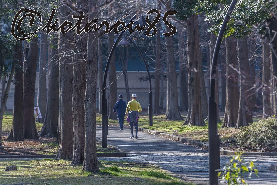 土曜日の猿江恩賜公園3 20190303