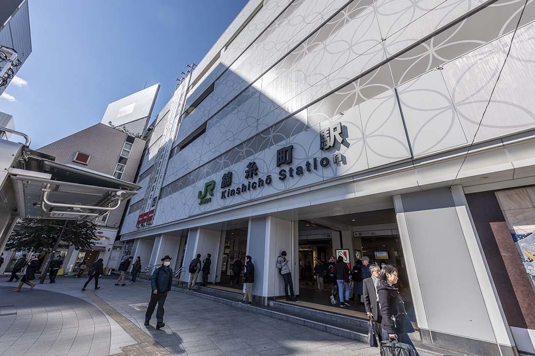 錦糸町快晴4 20190309