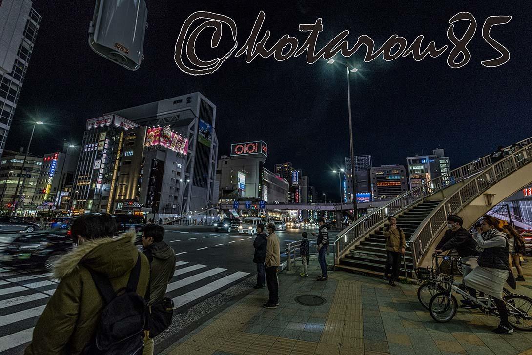 錦糸町の夜 20190322