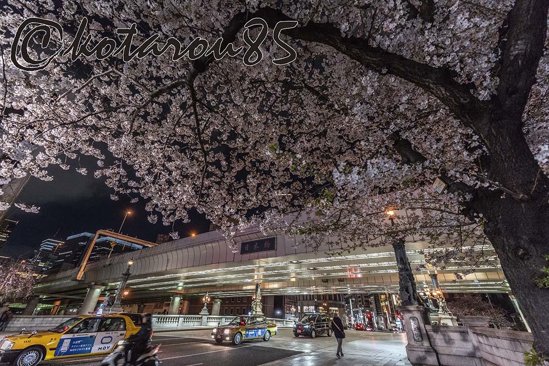 スローシャッター日本橋4 20190401