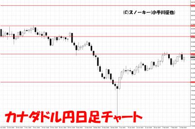 20190217カナダドル円日足チャート