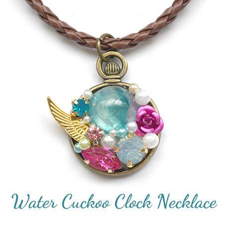 水鳩時計・ネックレス