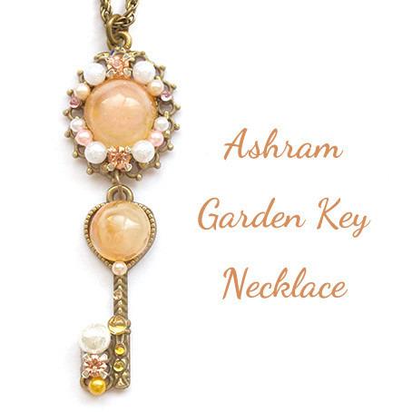 アシュラム庭園の鍵・ネックレス