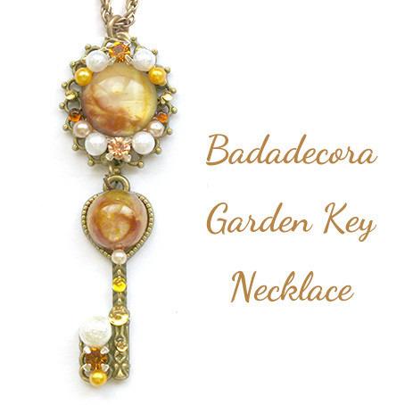 バタデコーラ庭園の鍵・ネックレス