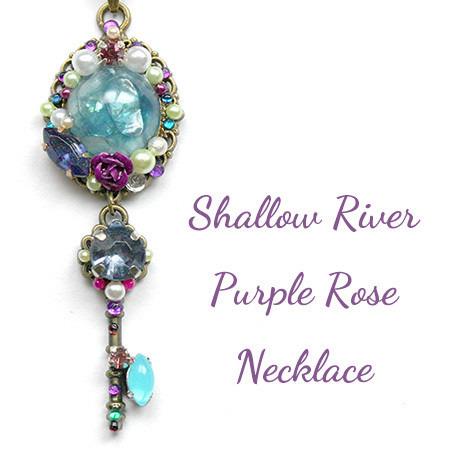 瀬見と紫玉・ネックレス