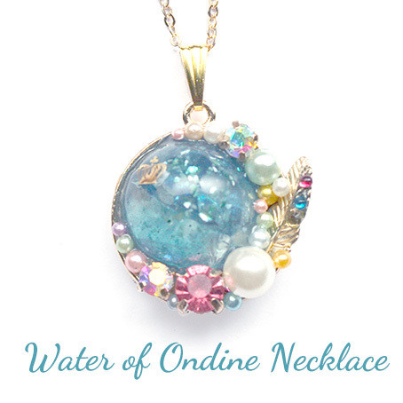 オンディーヌの水・ネックレス