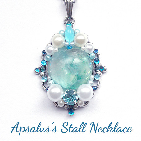アプサラスの羽衣・ネックレス