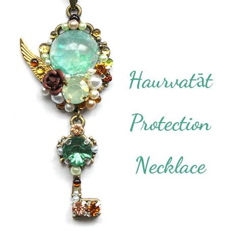 ハルタワートの守護・ネックレス