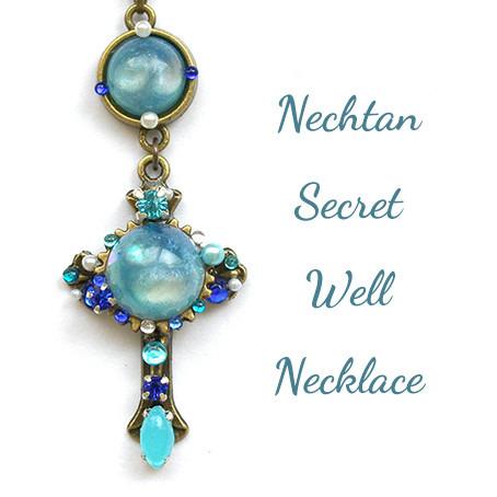 ネフタンの秘密井戸・ネックレス