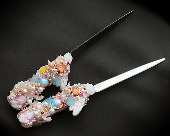 彩のジュワユーズ・ペーパーナイフ