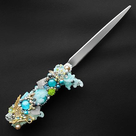 エリムサルエの片方・ペーパーナイフ