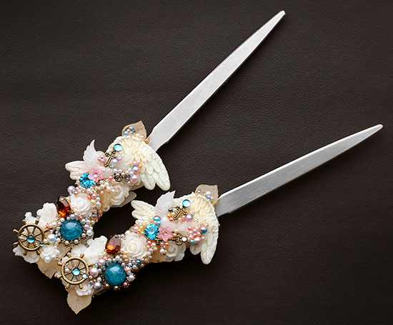 エッケザックスの聖剣・ペーパーナイフ