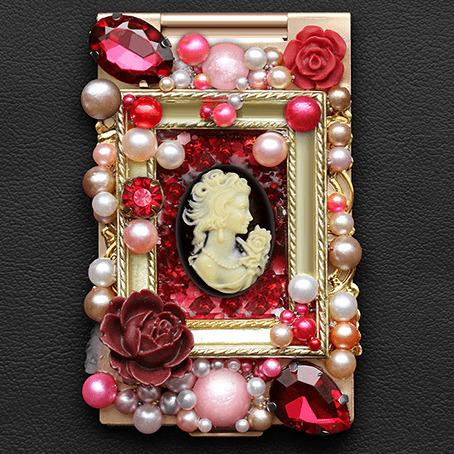 エルジェーベトの赤い肖像・スリムミラー