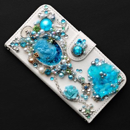 アウズフムラの氷・スマートフォンケース
