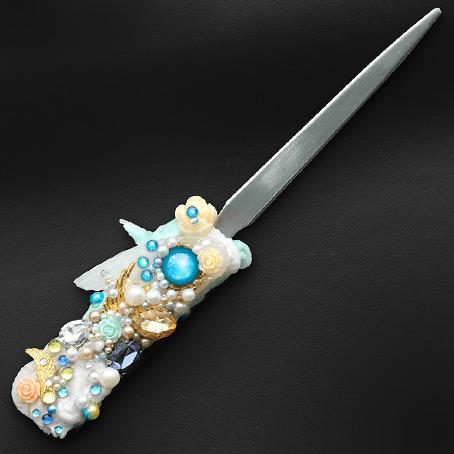 慈悲のカーテナ・ペーパーナイフ