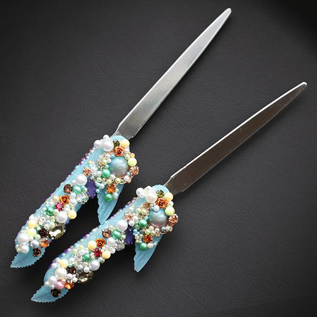 ケートゥスの尾・ペーパーナイフ