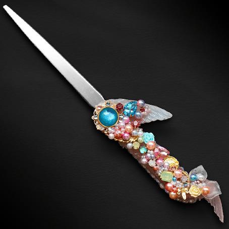 アガートラムの宝剣・ペーパーナイフ