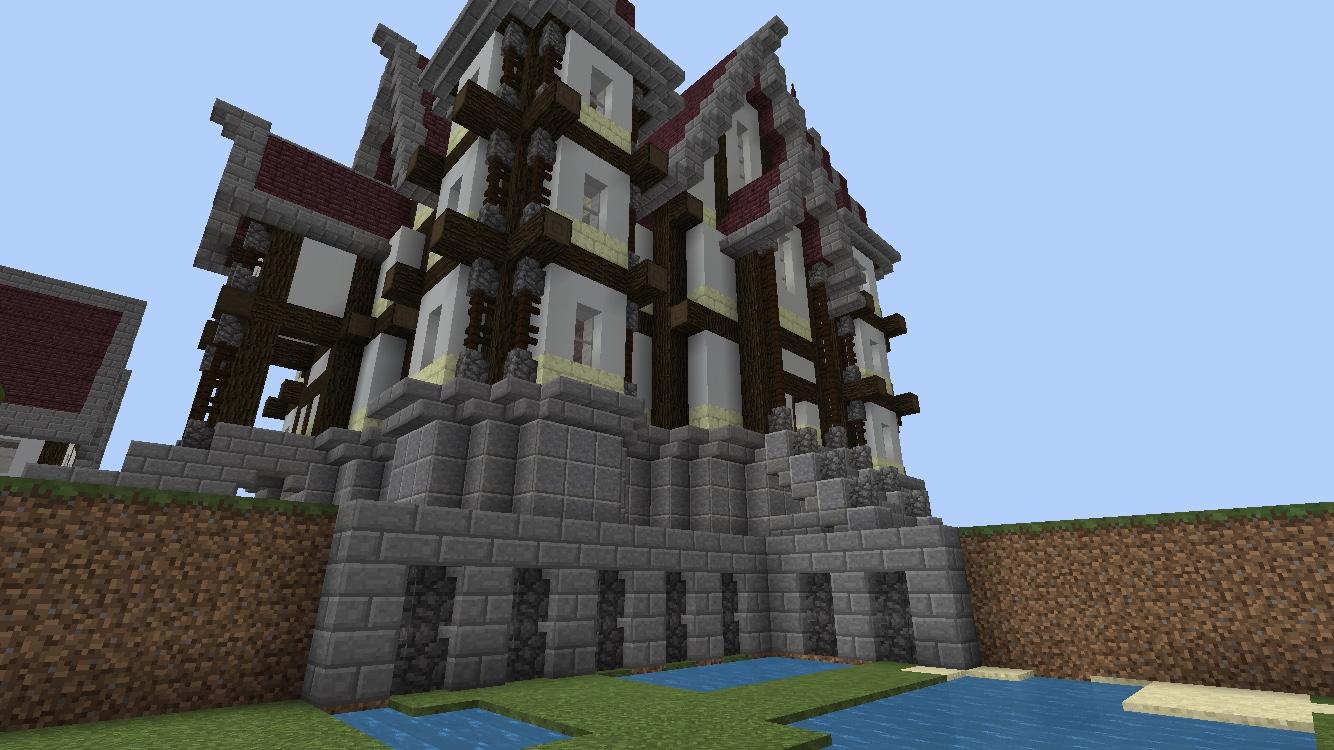 マイクラ建築動画