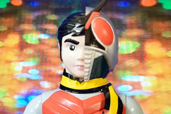 仮面ライダーX02