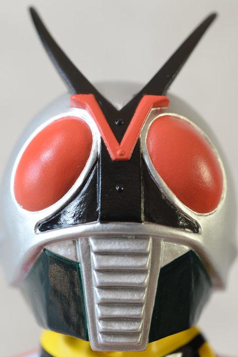 仮面ライダーX08