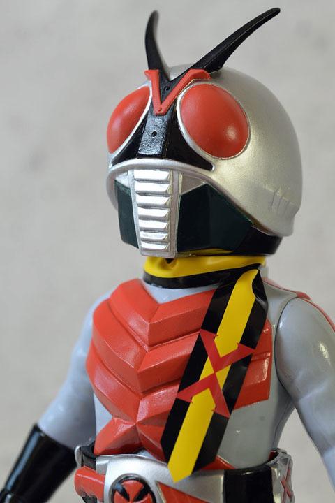 仮面ライダーX07