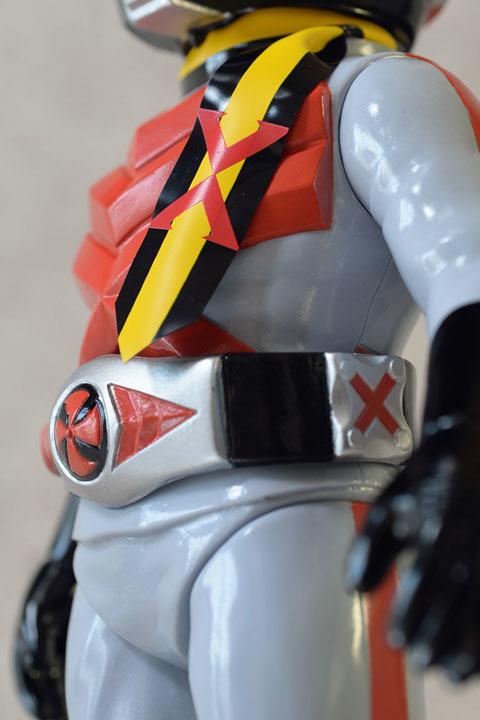 仮面ライダーX11