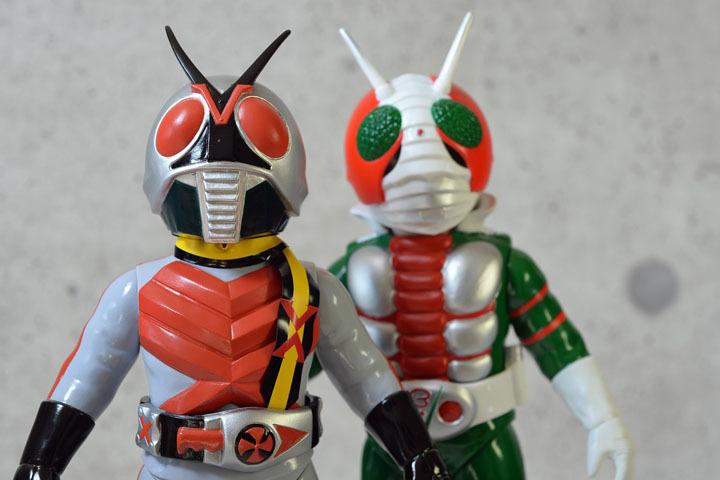 仮面ライダーX15