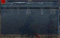 12月1日 タウンイベ最終戦 結果