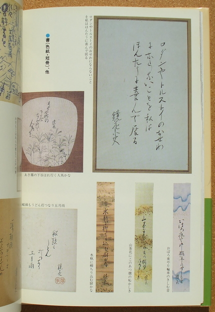 鏡花 新潮日本文学アルバム 04