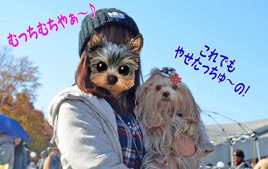 駒沢フリマ20181125みるかの母さんとりれらforblog