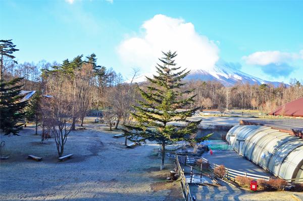 20190105_085500ワフ③朝の富士山