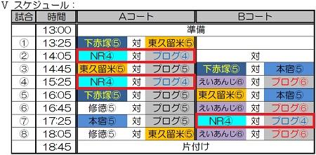 10.13(土)4年TM②