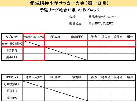 12.2(日)9(日)6年、第26回稲城招待大会Program2018③