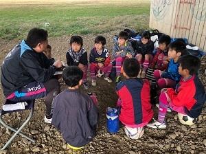 11.18(日)3年サカママ予選初日写真②