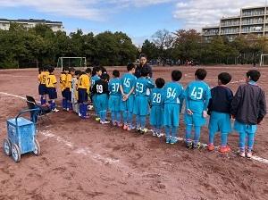 11.24(土)多摩4年招待初日予選リーグ写真①