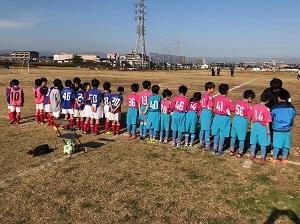 12.1(土)3年サカママカップ予選リーグ二日目写真①