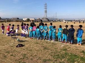 12.1(土)3年サカママカップ予選リーグ二日目写真③