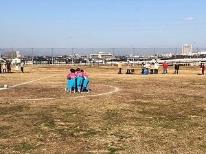 12.1(土)3年サカママカップ予選リーグ二日目写真②