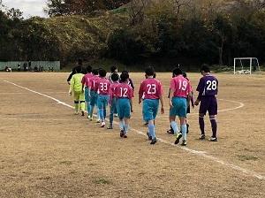 12.9(日)稲城6招待二日目3位トーナメント写真①