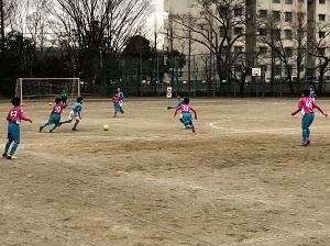 1.12(土)6TM昭島田中小写真①