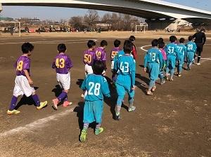 1.20(日)4年JCOM予選初日写真②