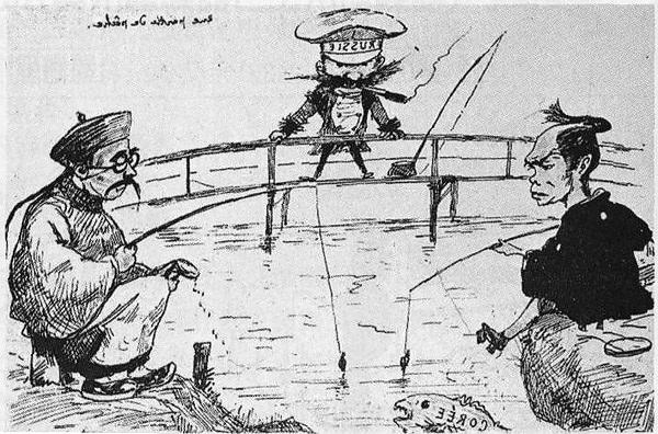 日本による韓国併合左右反転