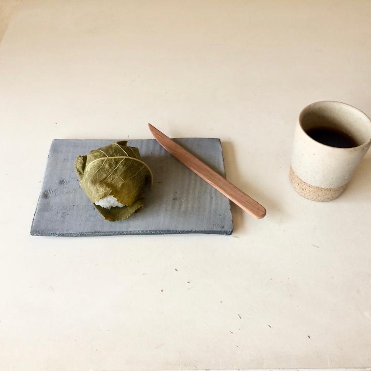 野口悦士/ハガキ 桜餅