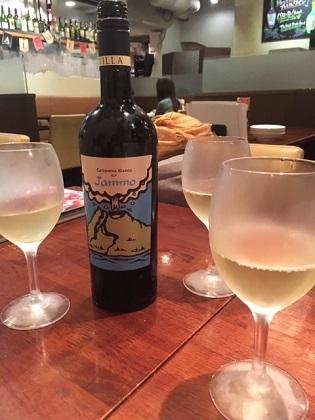 とても美味しかったワイン