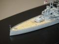 HMSエクセター艦尾